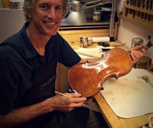 David Bonsey - Professional Violin Appraiser